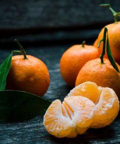 Mandarin oranges fruit