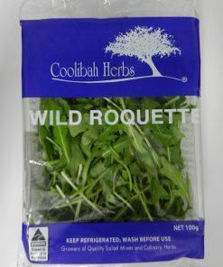 Wild Roquette Vegetables