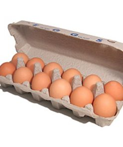 Eggs in box 1 doz.